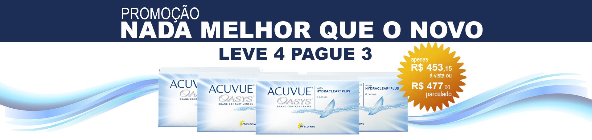 Acuvue Oasys - NMQN