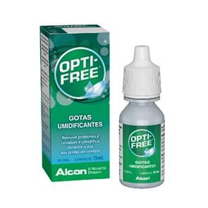 Colírio Umidificante Lentes de Contato Opti-Free 15 ml