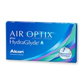 LENTE DE CONTATO AIR OPTIX PLUS