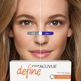LentesdeContato.net   Acuvue Define 1 Day realça os olhos c56748d866