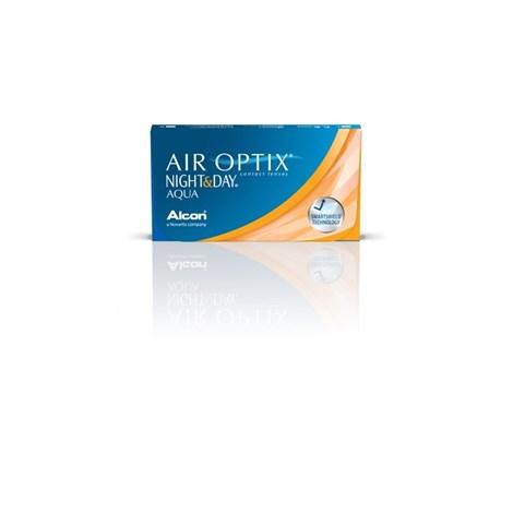 Lentes de Contato Air Optix Night & Day