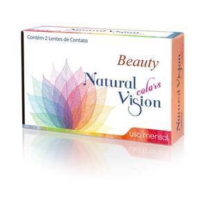 Lentes de contato Beauty mensal