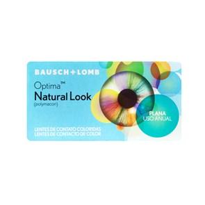 Lentes de Contato Coloridas Natural Look sem grau