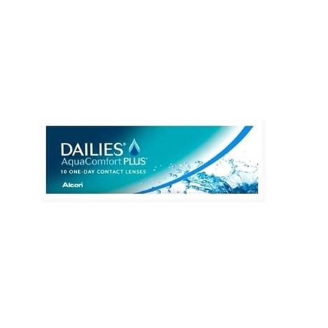 Lentes de Contato Dailies Aquacomfort 10