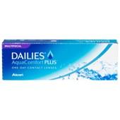 Lentes de Contato Dailies Multifocal Presbiopia
