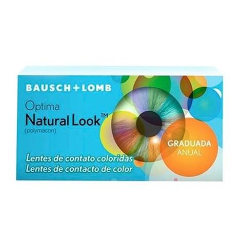 Lentes de contato Natural Look - com Grau