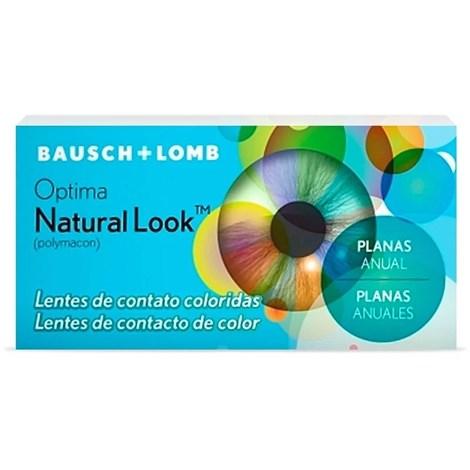 Lentes de contato Natural Look - sem Grau