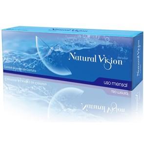 Produto Lentes de Contato Natural Vision Mensal