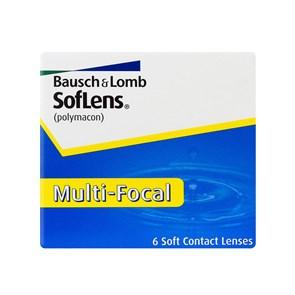 Lentes de Contato Soflens Multifocal Presbiopia