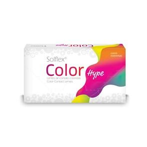 Lentes de contato Solflex Color Hype