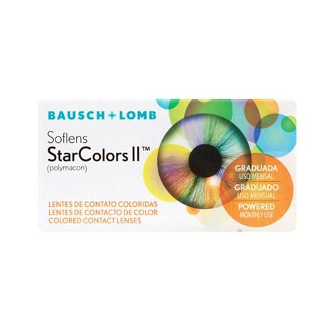 Lentes de Contato Starcolors 2 com grau