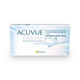 3d9763765c Lentes de Contato Acuvue Oasys Astigmatismo • LentesdeContato.NET