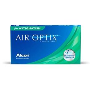 Lentes de Contato Tórica Air Optix Astigmatismo
