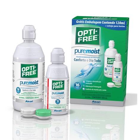 Opti-free Puremoist 420 ml