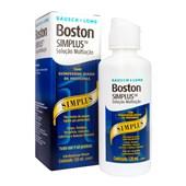Solução para Lentes de Contato Boston Simplus