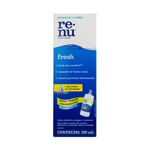 Solução Renu Fresh 120 ml